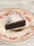 バレンタインに!板チョコレートでガトーショコラ