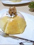 クリームチーズといちごのズコット