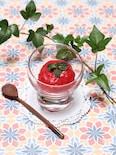 苺のアイス♡