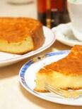ワンボール 混ぜて焼くだけ 簡単ヨーグルトケーキ