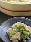 鮭の瓶詰めでちらし寿司