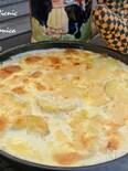絶品豆乳ポテトグラタン