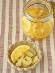 セロリとレモンのピクルス