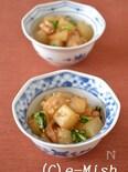 大根とひき肉の生姜炒め