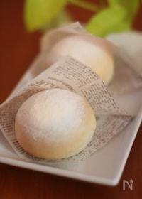 『たっぷりクリームチーズのパン』