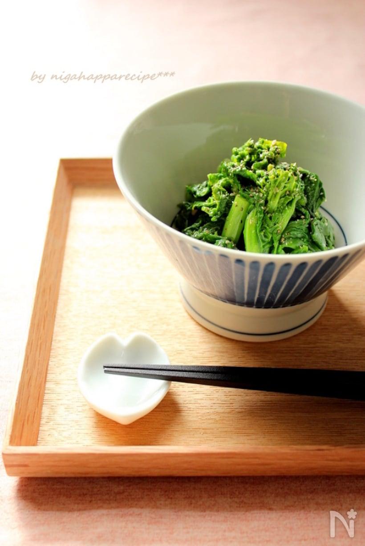 旬を味わう♪「なばな(菜の花)」を使った人気レシピ24選の画像