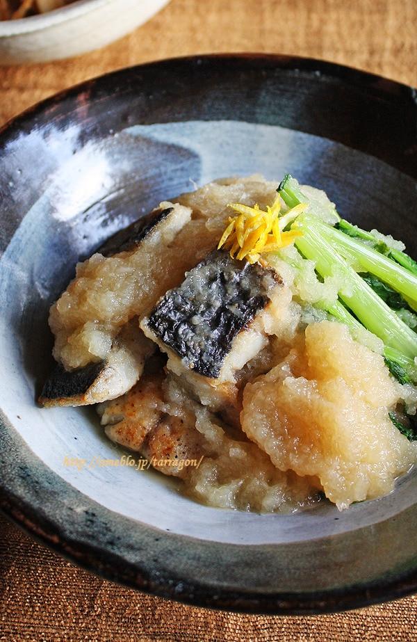 さわらのたっぷりおろし煮 by タラゴン | レシピサイト「Nadia | ナディア」プロの料理を無料で検索