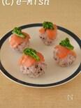 菜の花手まり寿司