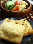 「お豆腐の和風コーンクリームコロッケ風」