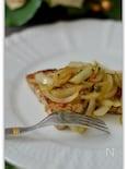 カジキマグロのカトルエピス 玉ねぎケイパーソース