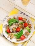 彩り野菜のアクアパッツァ