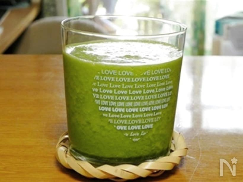色合い鮮やか♪ 「グリーンスムージー」の厳選レシピ12選の画像