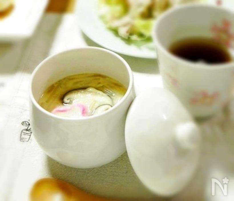 5. 圧力鍋で茶碗蒸し