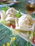 パンカップサラダ