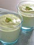 アボカド豆乳スムージー