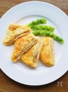 簡単です★油揚げのチーズ・ピカタ