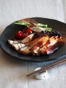 鶏の生姜味噌漬け。