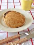 フルグラ米粉パンケーキ