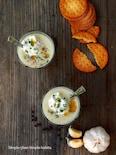 玉ねぎの冷製スープ