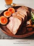 簡単柔らか!フライパンでニンニクと豚肉の酒煮
