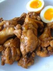 簡単で美味しい☆鶏手羽元のさっぱり煮