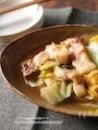 煮るだけ簡単!白菜と豚バラ肉のトロッと煮