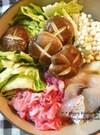 さっぱりピリ辛!柚子こしょう鍋