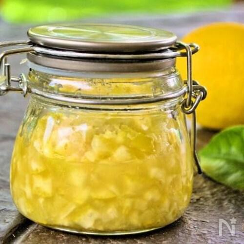 【塩レモン】裏ワザ! 3時間で使える塩レモン
