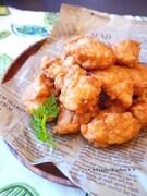 柔らか鶏むね肉の唐揚げ(コツ)