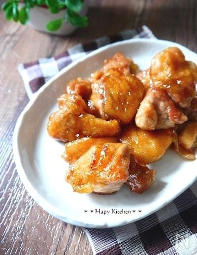 焼き チキン レシピ 照り