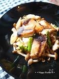 ぶりと半端野菜のオイスター柚子胡椒照り焼き