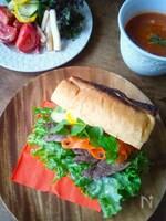 ベトナムのサンドイッチ「バインミー」