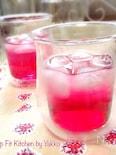 赤しそのジュース