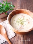 作り置き肉団子のミルクチーズスープ