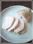 しっとり柔らか塩鶏