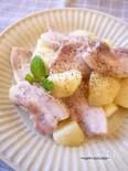 塩麹漬け豚肉で、絶品シンプル肉じゃが