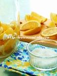 【国産】塩レモン (国産有機レモン&天然塩)
