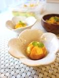 日持ちする作り置きおかず【かぼちゃの煮物で2種の副菜】