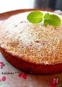 『ほんのり甘いキャロットケーキ♪8歳児が作りました』