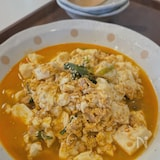 節約中でもボリューム満点!ご飯がすすむ★ピリ辛ツナ豆腐