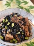 厚揚げ豆腐とひじきの煮物【作り置き】