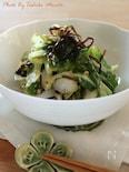 白菜モリモリ食べられる!シャキシャキ白菜サラダ