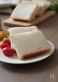 『一斤型で作る♪グルテンフリーの米粉パン』