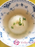 大きな玉ねぎのスープ