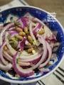 めざせ!血液サラサラ〜♪紫玉ねぎと納豆のサラダ