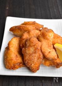 『【やわらかジューシー】鶏むね肉の唐揚げ』