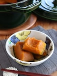 ストウブで作るかぼちゃの煮物