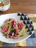おうちで簡単イタリアン♪たことセロリのガーリックソテー