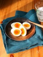 塩麹にんにく卵