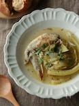 手羽先とキャベツの洋風スープ